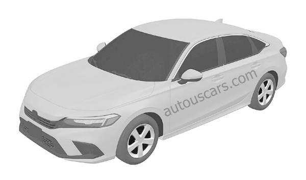 2022 Honda Civic Redesign