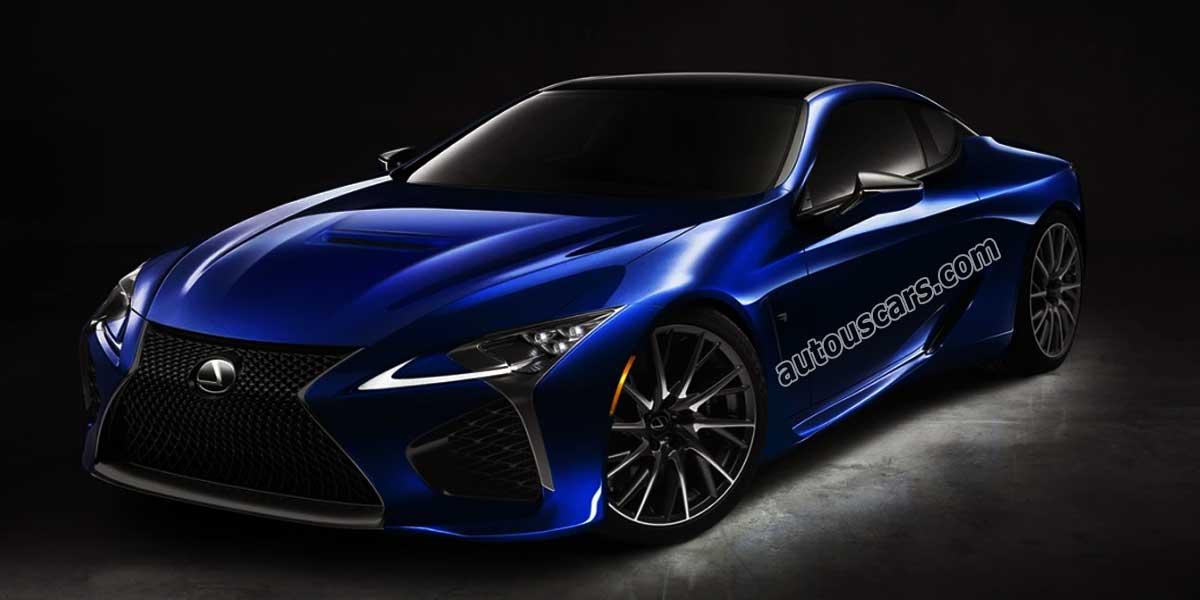 2022 Lexus RC Redesign