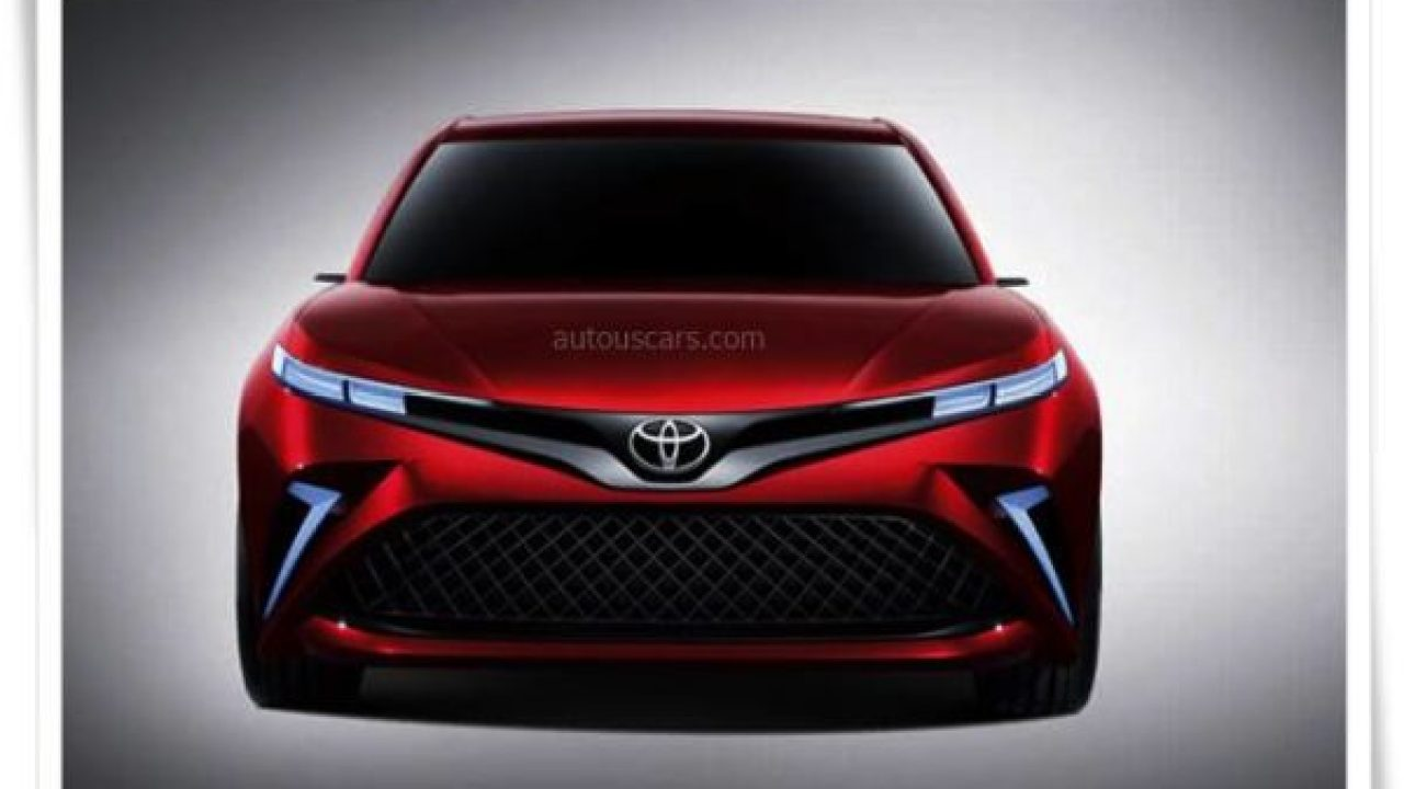 5 Toyota Camry Redesign » Auto US Cars