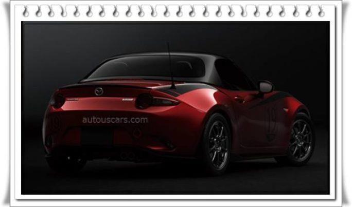 2022 Mazda Miata MX-5 Miata
