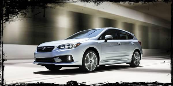 2022 Subaru Impreza Redesign