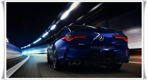 Acura TLX Type S Colors