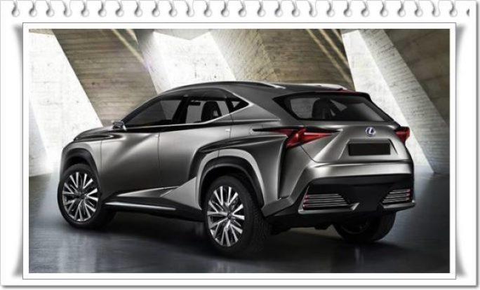 Next-Generation 2022 Lexus NX