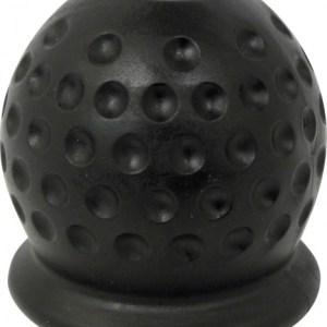 Carpoint trekhaakdop golfbal zwart