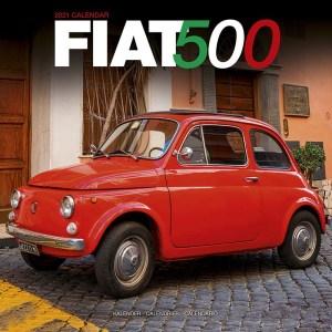 Auto kalender 2021 Fiat 500