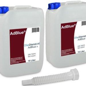 Adblue 10 Liter X 2 = 20 Liter