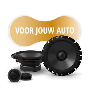 Premium speakers voor Opel Astra 1998-2005 G (T98)