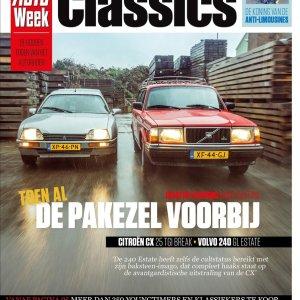 Autoweek Classics Magazine 3 - 2021