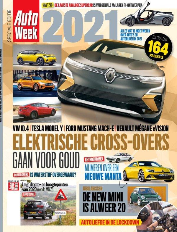 Autoweek Jaarspecial 2021