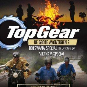 Top Gear - De Grote Avonturen 2: Botswana & Vietnam