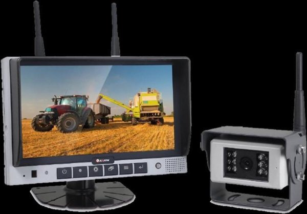 AXION Digitale draadloze achteruitrij-camera set