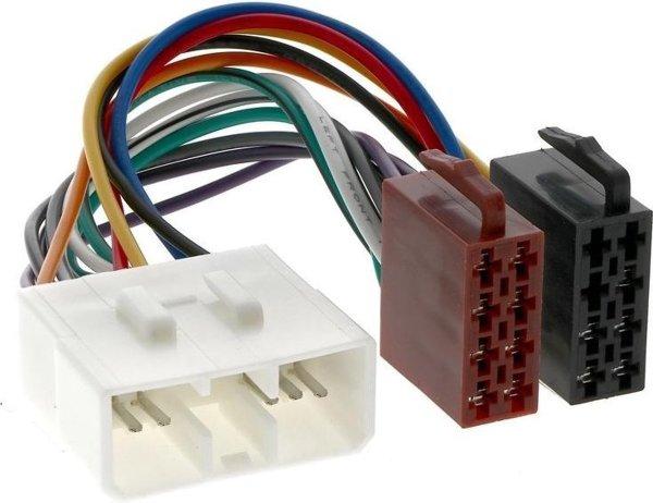 Hyundai ISO kabel | Verloopstekker voor autoradio