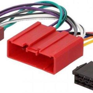 Mazda | ISO kabel | verloopstekker voor autoradio