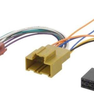 Opel Astra   Insigna   Corsa   ISO kabel   verloopstekker voor autoradio
