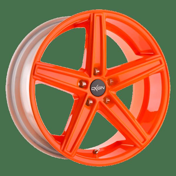 Oxigin 18 Concave neon orange