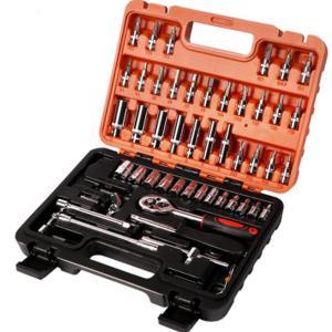 Auto-onderhoud Reparatie Tool Set van 53 Huishoudelijke combinatie moersleutelset