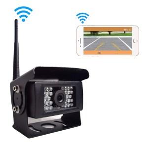 F0503 684 x 512 effectieve Pixel HD waterdicht 28 LED IR nachtzicht 120 graden groothoek auto/truck achteruitkijk back-up Achteruitrij camera