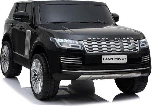 "Kindervoertuig - elektrische auto ""Land Rover Range Rover"" - Licentie - 2x 12V7AH, 4 motoren - 2.4 Ghz afstandsbediening, MP3, lederen stoel + EVA"