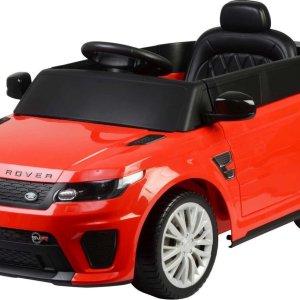 Range Rover Sport SVR - Rood - Elektrische Auto - met Afstandsbediening - 12 Volt