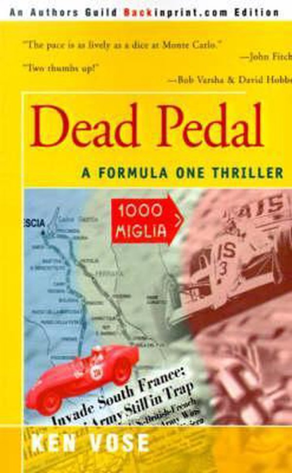 Dead Pedal