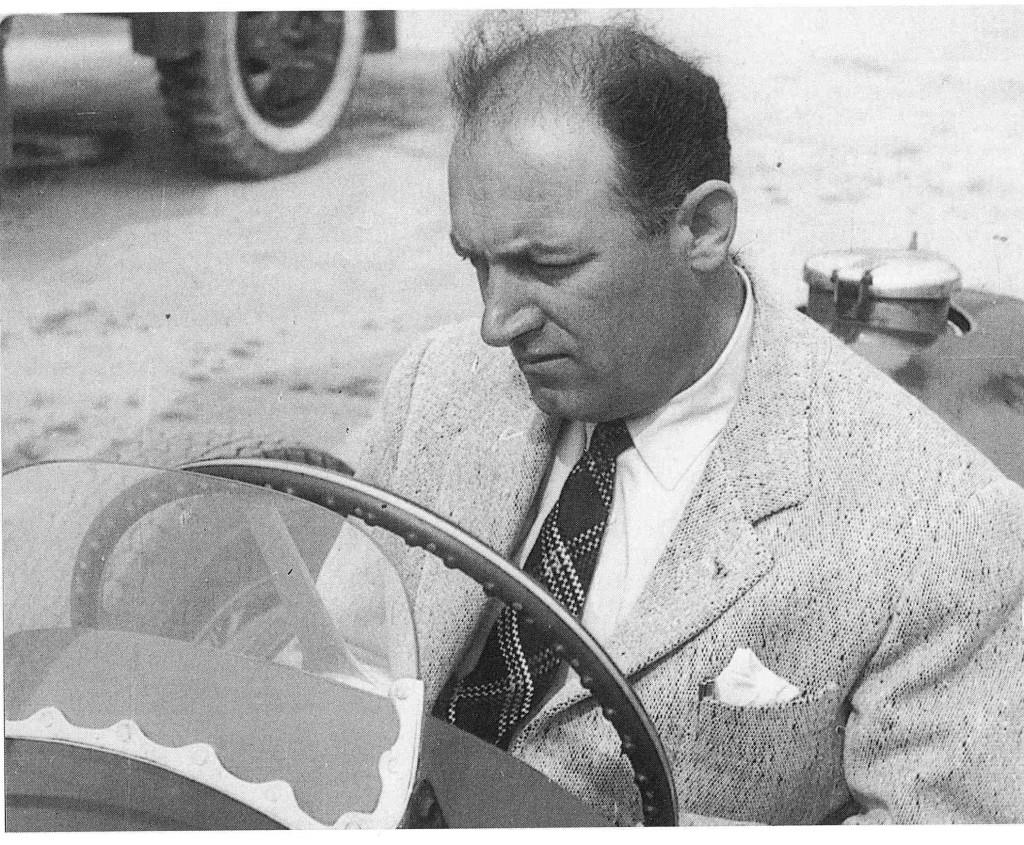 Aurelio Lampredi, un ingeniero brillante
