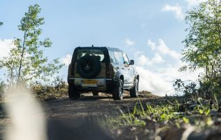 Test Land Rover Defender