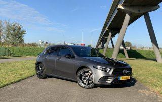 Test Mercedes A 250 e
