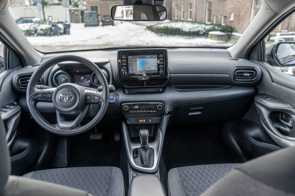 Test Toyota Yaris 2021