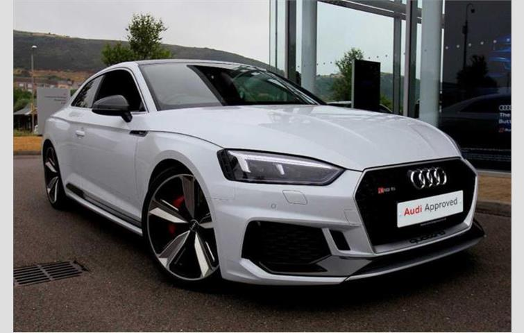 Audi Rs5 Coupe 2 9 Tfsi 450ps Quattro Carbon Edition White