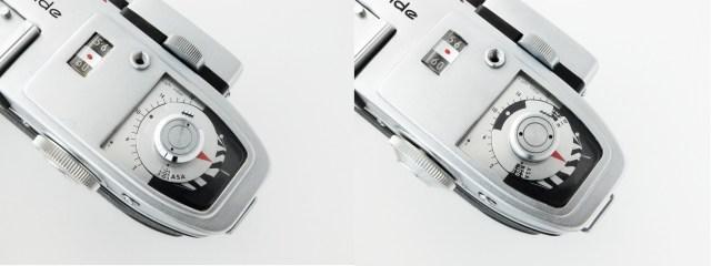 minolta auto wide variation exposure meter