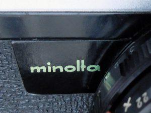 minolta A3 front minolta LOGO