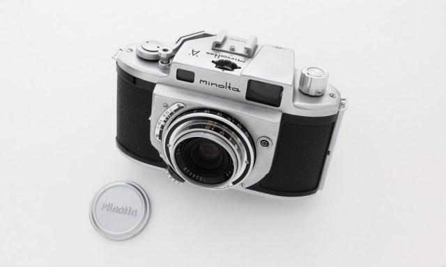 Minolta A Lens Cap