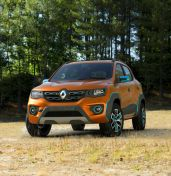 Renault Kwid Climber front three quarter
