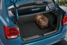 Volkswagen Ameo boot