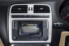 Volkswagen Ameo center console