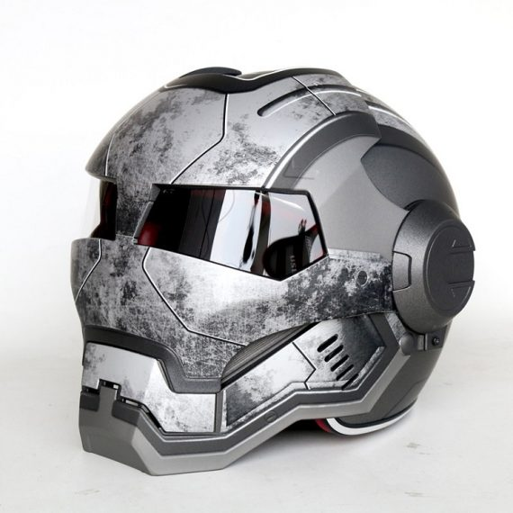 10 Of The Coolest Custom Helmets You