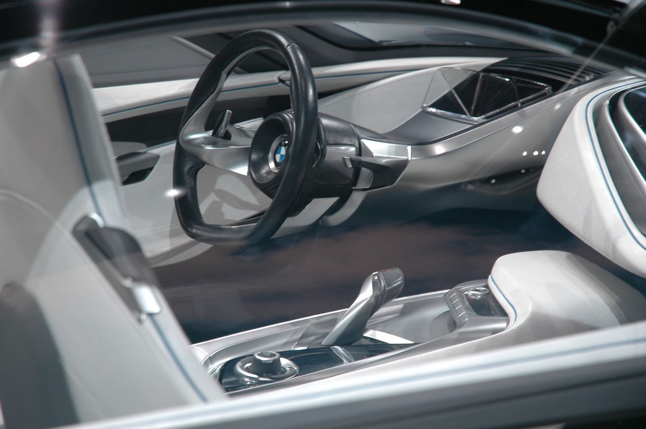 BMW Vision Efficient Dynamics Concept LIVE At 2009 Frankfurt Motor Show Photos And Video It