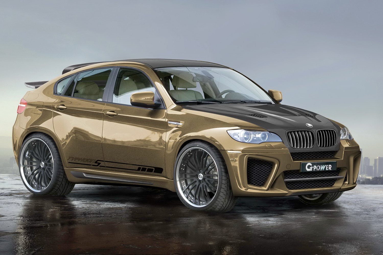 Tuning G Power Modifed The New Bmw X5m And X6m Photos It S Your Auto World New Cars