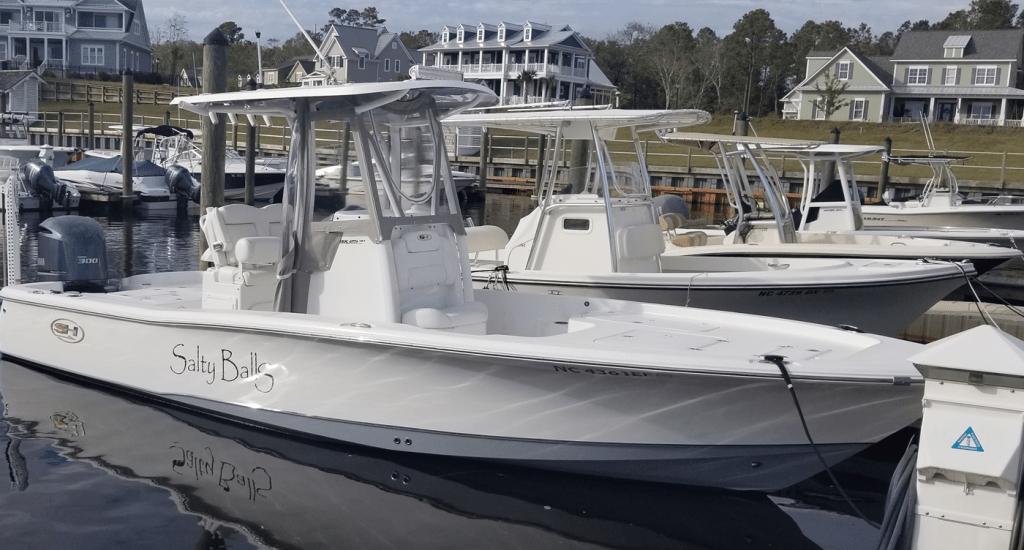 AutoworX Boat Detailing Wilmington NC and Myrtle Beach SC