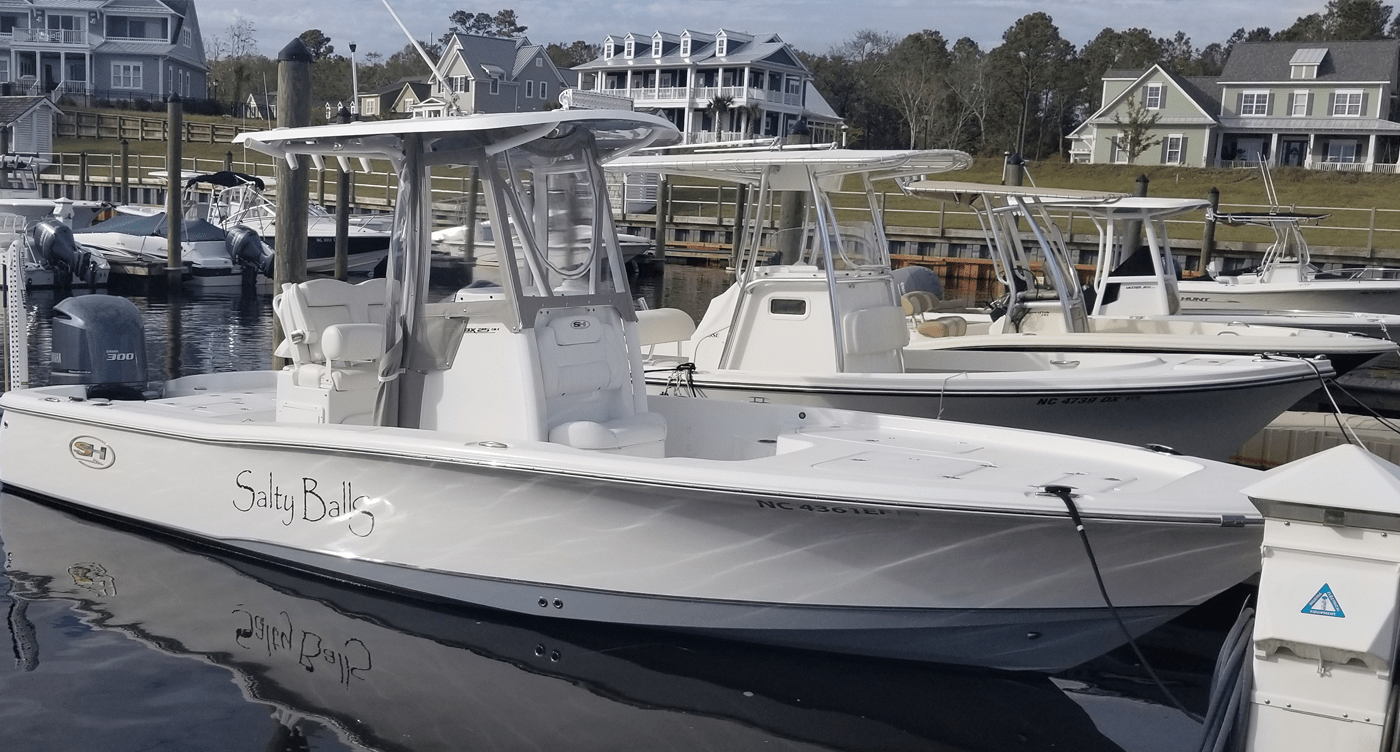 AutoworX Boat Detailing Wilmington NC and Myrtle Beach SC