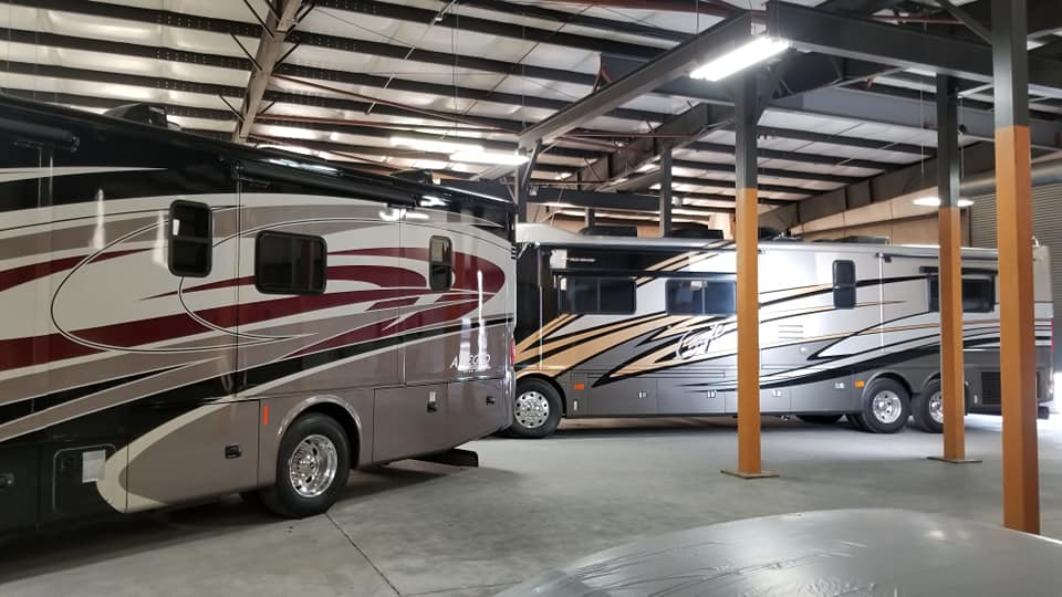 Tour AutoworX Marine And RV Detailing Wilmington NC Inside Photos