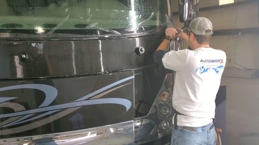 PPF Paint Protection Film Wilmington NC Coach RV PPF AutoworX