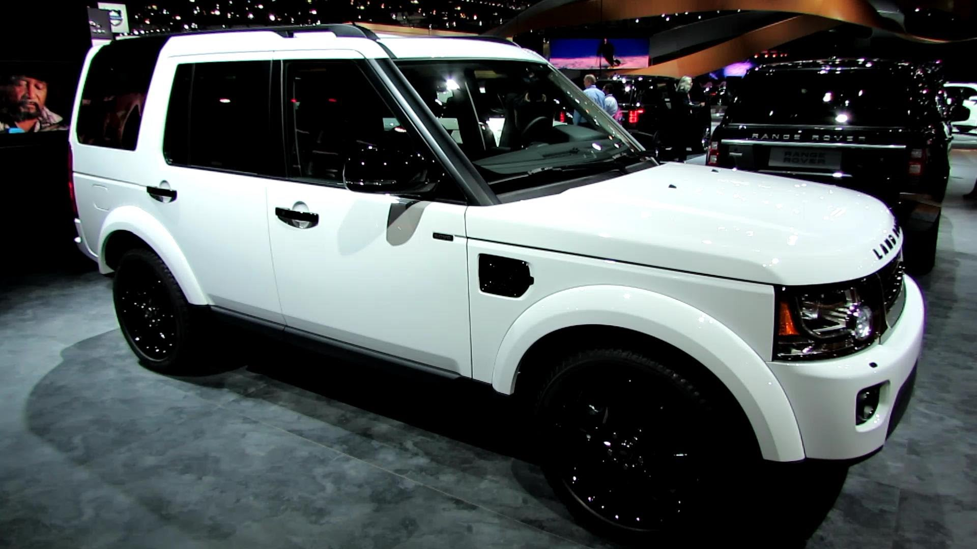 Land Rover LR4 Lifted wallpaper