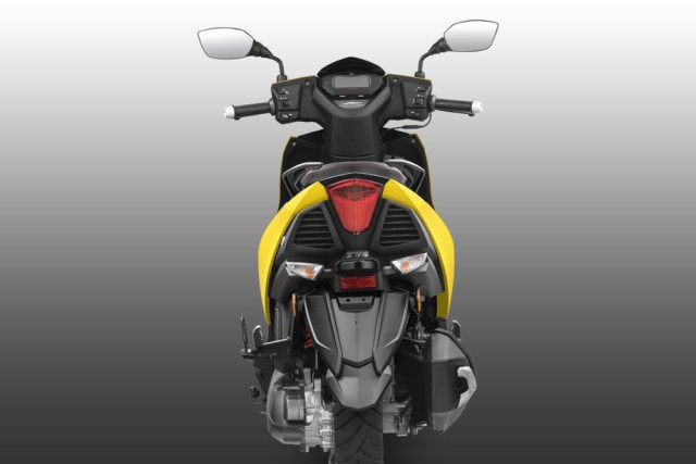 TVS SmartXonnect Scooter
