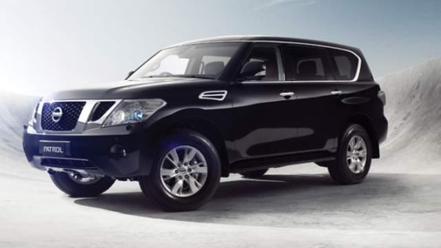 Best cars to buy - Nissan Patrol 2016