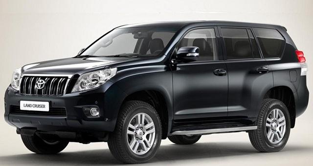 Best cars to buy - Toyota Prado 2016