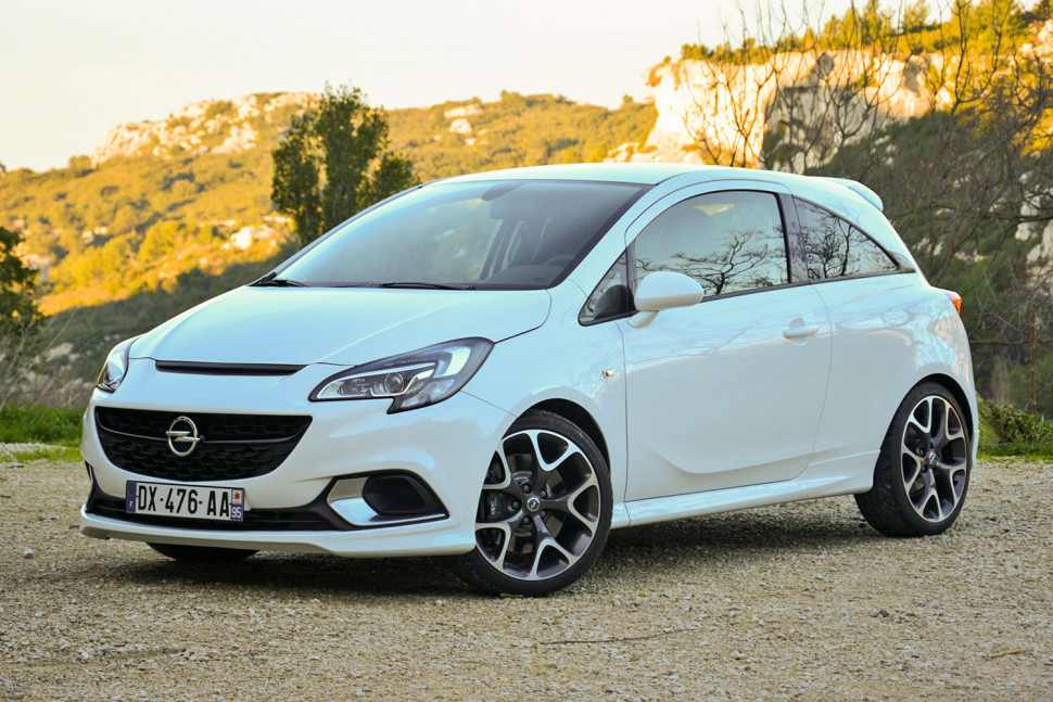 Best Economic Hatchback Cars For 2016 - opel-corsa-opc