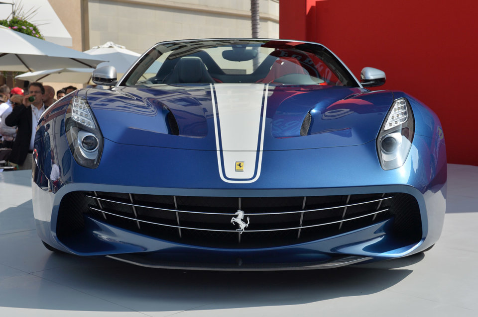 Ferrari F60 America - The most expensive cars in the world