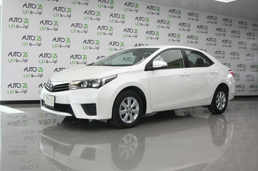 2015 Toyota Corolla XLI 2.0