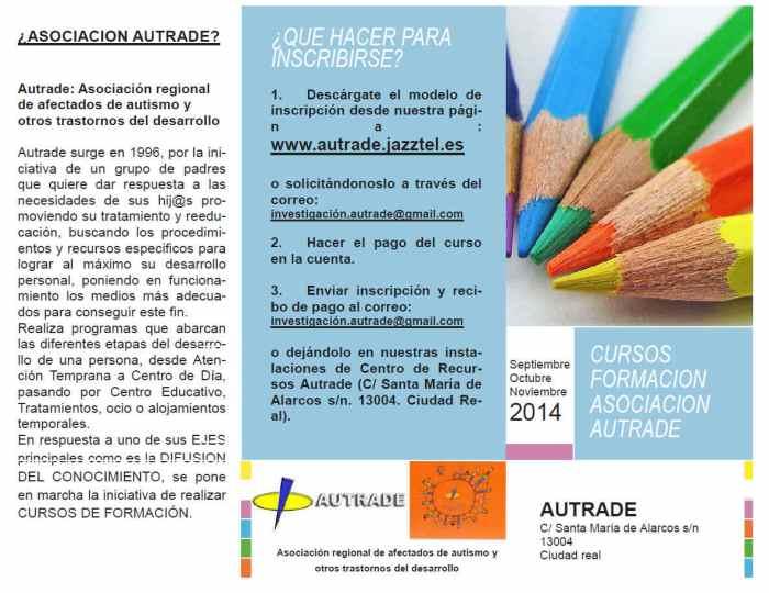 Descripción de cursos 2014